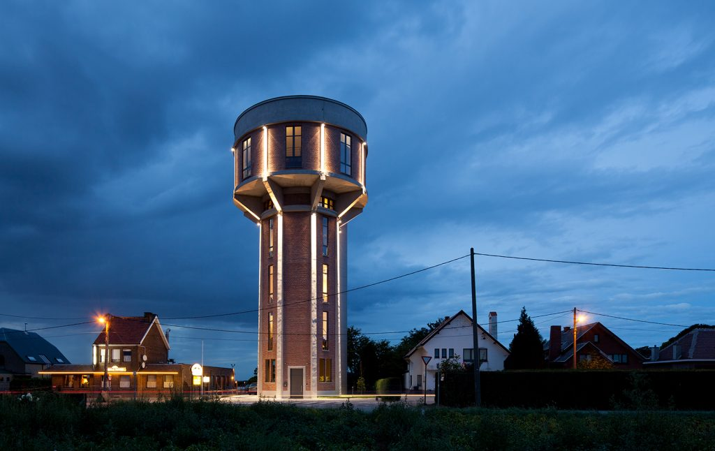 The Old Water Tower House